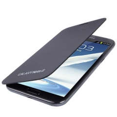 Чехол Flip Case для Samsung Galaxy Note 2 синий