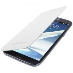 Чехол Flip Case для Samsung Galaxy Note 2 белый