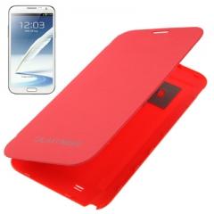 Чехол Flip Case для Samsung Galaxy Note 2 красный
