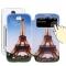Flip Case с окошком для Samsung Galaxy S4 Париж