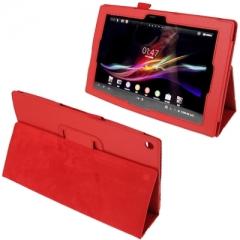 Чехол для Sony Xperia Tablet Z красный