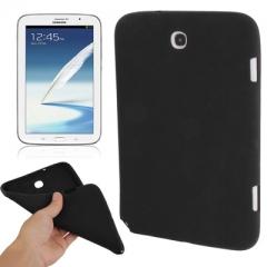 Чехол силиконовый для Samsung Galaxy Note 8 черный