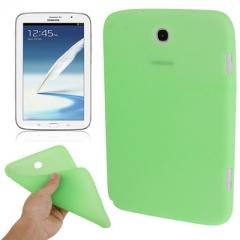 Чехол силиконовый для Samsung Galaxy Note 8 салатовый