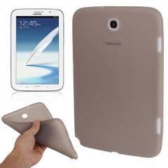 Чехол силиконовый для Samsung Galaxy Note 8 серый