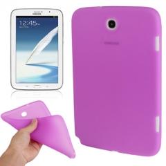 Чехол силиконовый для Samsung Galaxy Note 8 сиреневый