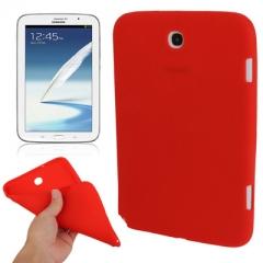 Чехол силиконовый красный для Samsung Galaxy Note 8