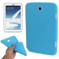 Чехол силиконовый для Samsung Galaxy Note 8 голубой
