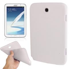 Чехол силиконовый для Samsung Galaxy Note 8 белый
