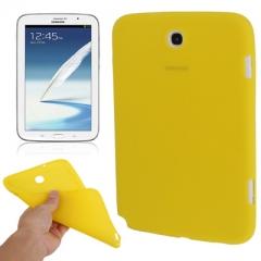 Чехол силиконовый для Samsung Galaxy Note 8 желтый