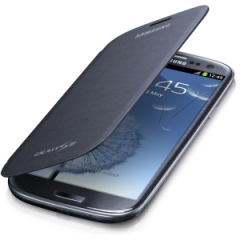 Чехол Flip Case для Samsung Galaxy S3 черный