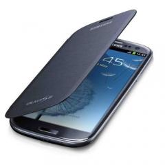 Чехол Flip Case для Samsung Galaxy S3 синий