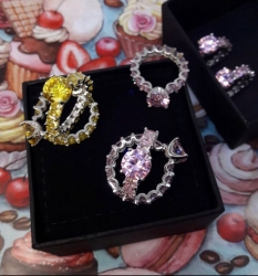 Кольцо в стиле Tiffany