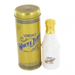 Versace - White Jeans