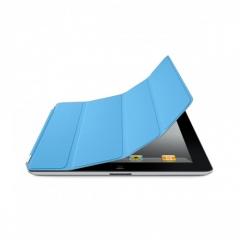 Чехол Smart Cover для iPad Mini голубой