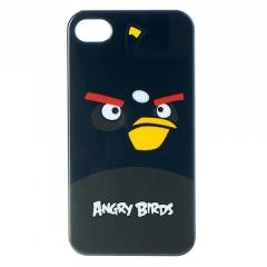 Чехол Angry Birds для iPhone 5 черный