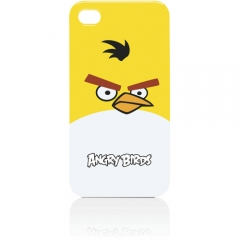 Чехол Angry Birds для iPhone 5 желтый