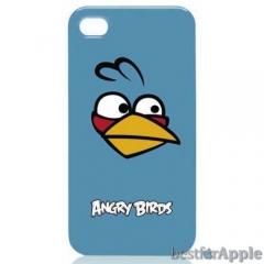 Чехол Angry Birds для iPhone 5 синий