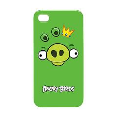 Чехол Angry Birds для iPhone 5 зеленый