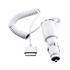 Автомобильное зарядное устройство для iPhone 4S