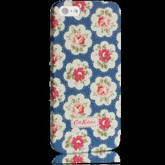 Чехол Cath Kidston для iPhone 5S с цветочками синий