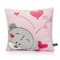 Подушка с мишкой Тедди