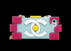 Чехол CHANEL Lego для iPhone 5S сумочка