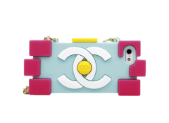 Чехол CHANEL Lego для iPhone 5 сумочка