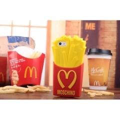 Чехол Moschino McDonald's для iPhone 4