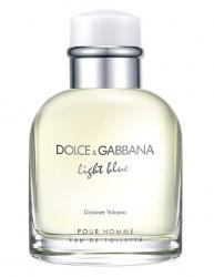 D&G - LIGHT BLUE DISCOVER VULCANO POUR HOMME