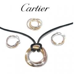 Комплект украшений Cartier