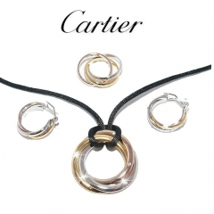 Комплект украшений Cartier