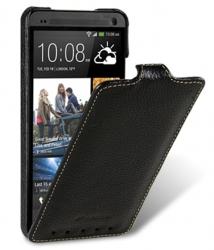 Чехол книжка для HTC One M8 черный