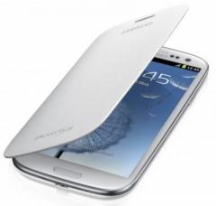 Чехол Flip Case для Samsung Galaxy S3 белый
