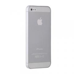 Ультратонкий чехол для iPhone 5S белый