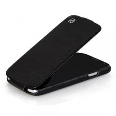 Чехол - книжка HOCO для Samsung Galaxy S4 черный