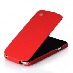 Чехол - книжка HOCO для Samsung Galaxy S4 красный