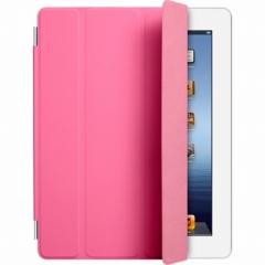 Smart Cover для iPad Air розовый