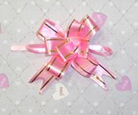 Бантик розовый