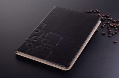 Кожаный чехол для iPad Air черный