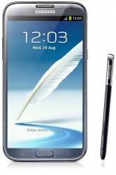 Защитная пленка для Samsung Galaxy Note 2 глянцевая