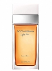 D&G - LIGHT BLUE SUNSET IN SALINA