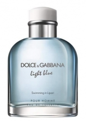 D&G - LIGHT BLUE SWIMMING IN LIPARI