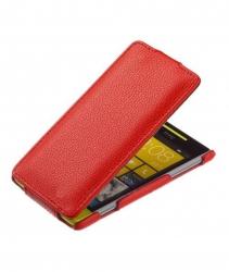 Чехол книжка для Nokia Lumia 1020 красный