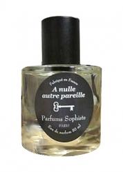 Parfums Sophiste - A NULLE AUTRE PAREILLE