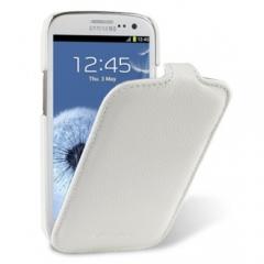 Чехол книжка для Samsung Galaxy S3 белый