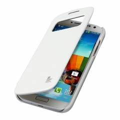 Чехол JisonCase для Samsung Galaxy S4 белый