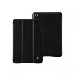 Чехол JisonCase для iPad Mini винтаж черный