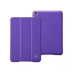 Чехол JisonCase для iPad Mini фиолетовый