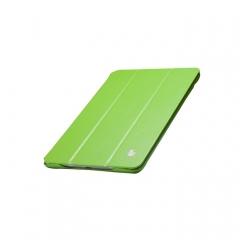 Чехол JisonCase для iPad Mini салатовый