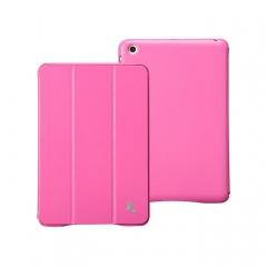 Чехол JisonCase для iPad Mini розовый